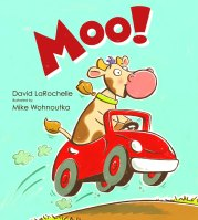 Moo book cover
