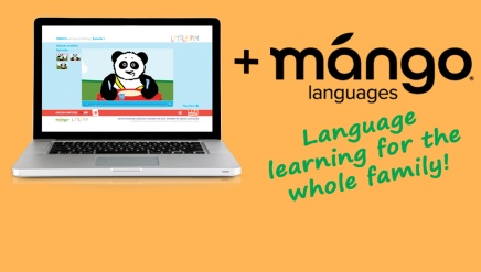 Learn a language anytime, anywhere!