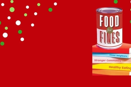 Food For Fines is back Nov. 25th!