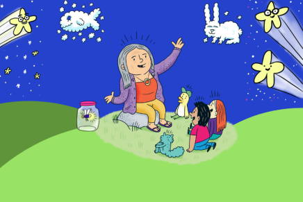 Bedtime Story Hour – July16