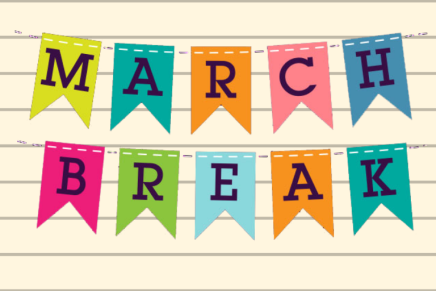 March Madness! Mar16-20