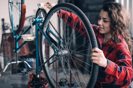 Spring Bike Tune Up