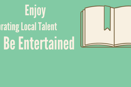 Local Author Spotlight, Thursdays!
