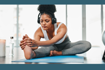 Time for a Little Self Care –Exercise