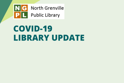 COVID-19 Library Services Update