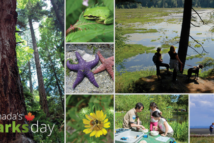Canada Parks Day – July17
